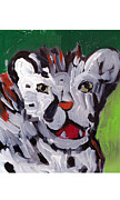 Graffiti Art Painting Originals - Hunter by Samuel Zylstra