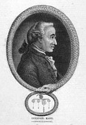 Enlightenment Prints - Immanuel Kant (1724-1804) Print by Granger