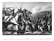Bayonet Prints - India: Sepoy Rebellion, 1857 Print by Granger
