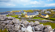 Aran Islands Framed Prints - Inisheer island Framed Print by Gabriela Insuratelu