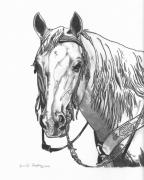 Equestrian Prints - Inspiration Print by Jennifer Vaughn