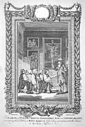Anti Protestant Prints - James Ii (1633-1701) Print by Granger