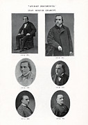 1876 Framed Prints - Jean-martin Charcot, French Neurologist Framed Print by Humanities & Social Sciences Librarynew York Public Library