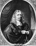 Constellations Posters - Johannes Hevelius, Polish Astronomer Poster by Science Source