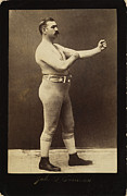 Editor Photos - John L. Sullivan (1858-1918) by Granger