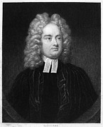 Jonathan Photos - Jonathan Swift (1667-1745) by Granger