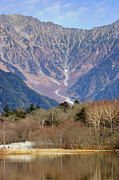 National Park Photography Prints - Kamikochi Print by Photosshoot