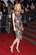 Clear Shoes Prints - Kate Bosworth Wearing A Vintage Chanel Print by Everett