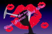 Fire Images Digital Art - Kisses Sweeter Than Wine by Garry Staranchuk
