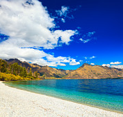 Lake Wakatipu Print by MotHaiBaPhoto Prints
