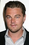Unshaven Prints - Leonardo Dicaprio At Arrivals Print by Everett