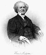 Lewis Tappan (1788-1873) Print by Granger