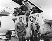 1960s Candids Photos - Lieutenant Commander John S. Mccain by Everett