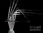 Intensity Prints - Light Refraction Print by Berenice Abbott