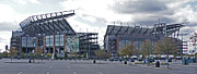 Lincoln Financial Field Print by Jack Paolini