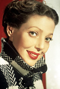 Jomel Files Posters - Loretta Young Poster by Everett
