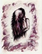Lovers Print by Rachel Christine Nowicki