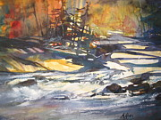 Madelaine Alter - Madawaska River