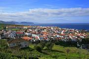 Village By The Sea Posters - Maia - Azores islands Poster by Gaspar Avila