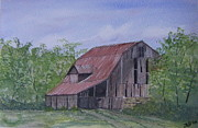 Jerry Zelle - Manitoulin Barn