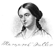 Reformer Framed Prints - Margaret Fuller (1810-1850) Framed Print by Granger