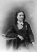 Cravat Photos - Mary Edwards Walker by Granger