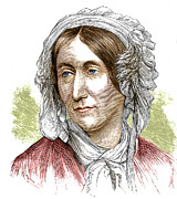 Mary Somerville, Scottish Polymath Print by Science Source