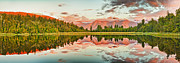 Nature Scene Posters - Matheson Lake Poster by MotHaiBaPhoto Prints