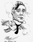 James Montgomery Art - Maurice Maeterlinck by Granger