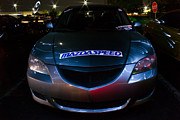 Mazda Prints - Mazda Print by Bryan  Howland Photography