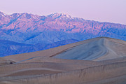 Panamint Valley Photos - Mesquite Flat Sand Dunes by Dean Pennala