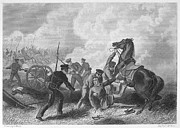 U.s. Army Prints - Mexican War: Palo Alto Print by Granger