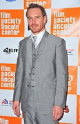 Alice Tully Hall At Lincoln Center Photos - Michael Fassbender At Arrivals by Everett