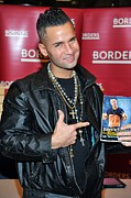 Borders Book Store Penn Plaza Prints - Mike The Situation Sorrentino Print by Everett