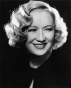 Miriam Hopkins, 1933 Print by Everett