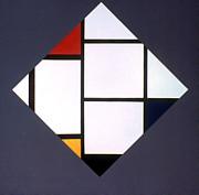 Mondrian: Composition Print by Granger
