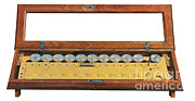 Multiplication Framed Prints - Morlands Multiplication Machine Framed Print by Science Source