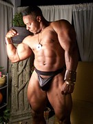 Fotoartbyjake Art - Mr Muscle by Jake Hartz