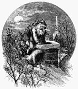 Nast: Santa Claus Print by Granger