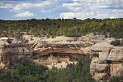 Mesa Verde Photos - Native American Cliff Dwellings by Bryan Mullennix