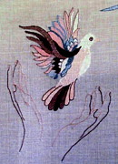 Needle Craft Print by Joyce Woodhouse