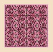 Square Tapestries - Textiles - Original Surface Pattern by Mohammad Safavi naini