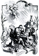 Doctrine Prints - Paracelsus, Swiss Polymath Print by Science Source