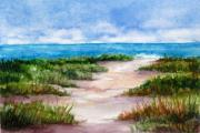Suzanne Krueger - Path to the Beach