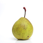 Single Object Art - Pear by Bernard Jaubert