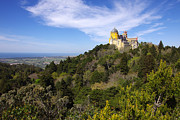 Portuguese Photos - Pena Palace by Carlos Caetano