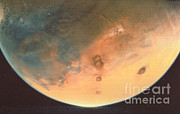 Planet Mars Prints - Planet Mars Print by Nasa