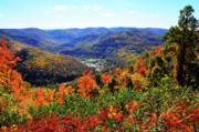 West Photos - Point Mountain Overlook by Thomas R Fletcher