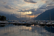Switzerland Art - Porto Patriziale Ascona by Joana Kruse