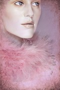 Portraits Photo Originals - Pretty in Pink by Sophie Vigneault